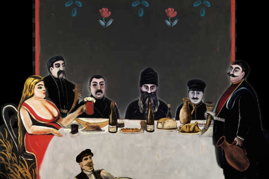 Very Last Supper