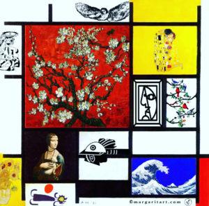 Mondrian&Co., M. Gevorgyan, 2020